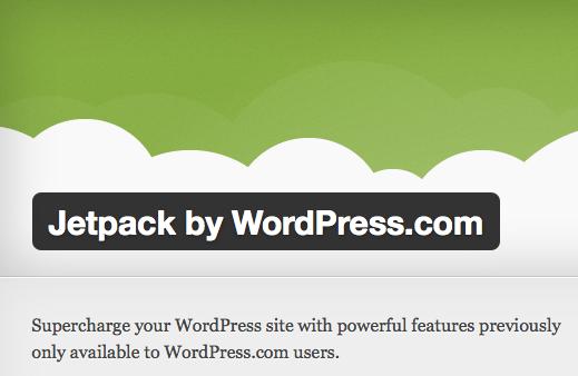 プラグイン jetpack by wordpress.com をローカル環境で使う