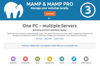 MAMP3の初期設定メモ(AllowOverrideの設定)